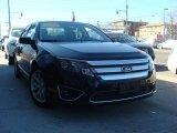 2010 Tuxedo Black Metallic Ford Fusion SEL #46183928