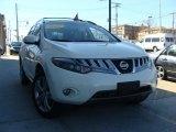 2009 Glacier Pearl Nissan Murano LE AWD #46183930