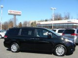 2011 Black Toyota Sienna Limited AWD #46183496