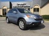 2007 Glacier Blue Metallic Honda CR-V EX-L #46183745