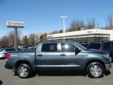 2008 Slate Gray Metallic Toyota Tundra TRD CrewMax 4x4 #46183503