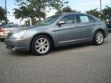 2007 Chrysler Sebring Silver Steel Metallic