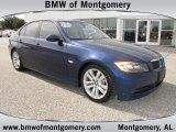 2006 Mystic Blue Metallic BMW 3 Series 325i Sedan #46183551