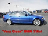 2002 Topaz Blue Metallic BMW 3 Series 330xi Sedan #46184084