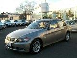 2008 Platinum Bronze Metallic BMW 3 Series 328xi Sedan #46183211
