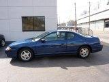 2003 Superior Blue Metallic Chevrolet Monte Carlo LS #46184099