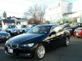 2008 Jet Black BMW 3 Series 335xi Coupe #46183215