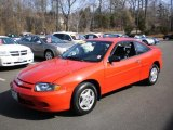 2003 Victory Red Chevrolet Cavalier Coupe #46244553
