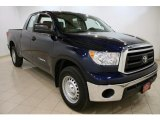 2010 Toyota Tundra Double Cab Front 3/4 View