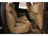2010 Toyota Tundra Double Cab Sand Beige Interior