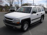 2005 Summit White Chevrolet Tahoe LS #46244590