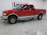 1998 Ford F150 Lariat SuperCab 4x4 Data, Info and Specs