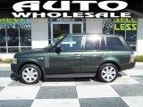 2007 Tonga Green Pearl Land Rover Range Rover HSE #46244372