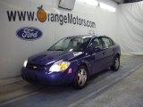 2007 Laser Blue Metallic Chevrolet Cobalt LT Sedan #46244102