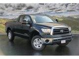 2011 Black Toyota Tundra SR5 Double Cab 4x4 #46243655