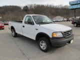 2003 Ford F150 XL Regular Cab 4x4 Data, Info and Specs