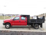 2003 Ford F350 Super Duty XL Crew Cab 4x4 Chassis Dump Truck Data, Info and Specs