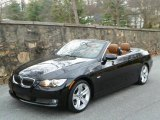 2008 Black Sapphire Metallic BMW 3 Series 335i Convertible #46243946