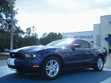 2011 Kona Blue Metallic Ford Mustang V6 Coupe #46243953