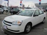 2005 White Chevrolet Malibu LS V6 Sedan #46244707