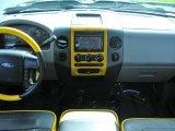 2005 Ford F150 Boss 5.4 SuperCab 4x4 Dashboard
