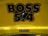 2005 Ford F150 Boss 5.4 SuperCab 4x4 Marks and Logos