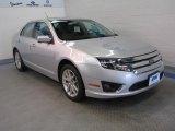 2010 Brilliant Silver Metallic Ford Fusion SEL V6 #46244464