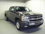 2011 Taupe Gray Metallic Chevrolet Silverado 1500 LT Extended Cab #46244469