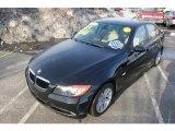 2007 Black Sapphire Metallic BMW 3 Series 328xi Sedan #46244197