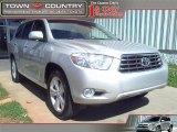 2010 Classic Silver Metallic Toyota Highlander Limited #46244502