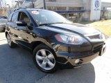 2008 Nighthawk Black Pearl Acura RDX Technology #46243997