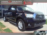 2007 Black Toyota Tundra Limited Double Cab #46244505