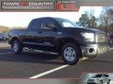 2008 Black Toyota Tundra Double Cab #46244506