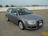 2008 Quartz Grey Metallic Audi A4 2.0T quattro Avant #46243732