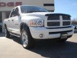 2004 Bright White Dodge Ram 1500 SLT Quad Cab 4x4 #46244518