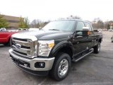 2011 Ford F350 Super Duty XLT Crew Cab 4x4 Data, Info and Specs