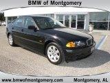 2001 Jet Black BMW 3 Series 325i Sedan #46244229