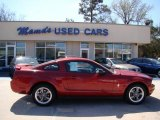 2006 Redfire Metallic Ford Mustang V6 Premium Coupe #46244254