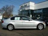 2006 Titanium Silver Metallic BMW 3 Series 325xi Sedan #4611888