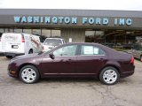 2011 Bordeaux Reserve Metallic Ford Fusion SE #46244285