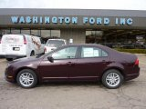 2011 Bordeaux Reserve Metallic Ford Fusion S #46244286