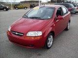 2006 Chevrolet Aveo LT Sedan Data, Info and Specs