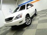 2009 Crystal White Mica Lexus RX 350 #46318112