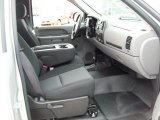 2010 Chevrolet Silverado 1500 LS Regular Cab 4x4 Dark Titanium Interior