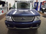 2003 Medium Wedgewood Blue Metallic Ford Explorer Eddie Bauer 4x4 #46318117