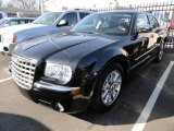 2008 Brilliant Black Crystal Pearl Chrysler 300 C HEMI #46318308