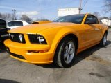 2007 Grabber Orange Ford Mustang GT Premium Coupe #46318319