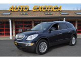 2008 Carbon Black Metallic Buick Enclave CXL #46318321