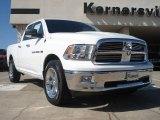 2011 Bright White Dodge Ram 1500 Big Horn Quad Cab #46318229