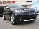 2011 Blackberry Pearl Dodge Durango Citadel 4x4 #46318230